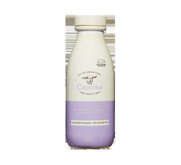 Lait de bain moussant au lait de chèvre frais, 800 ml, huile de lavande