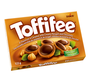 Toffifee, 123 g