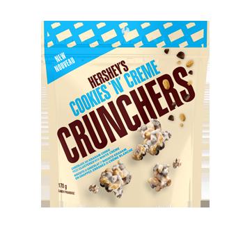 Crunchers biscuits et crème, 170 g
