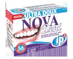Image du produit Novadent - Novadent ultra doux (IP), 56 jours, 8 unités, Pepper mint