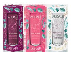 Image du produit Caudalie - Crème Gourmande Mains et Ongles coffret-cadeau, 3 unités