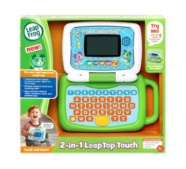 2-in-1 leap top touch, ordi-tablette, version anglaise, 1 unité