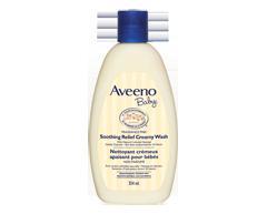 Image du produit Aveeno Baby - Nettoyant crémeux apaisant, 354 ml