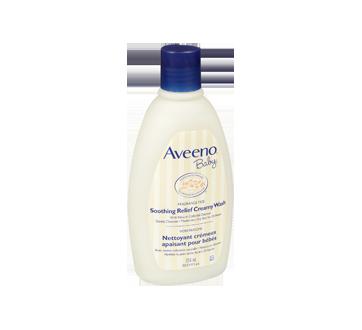 Image 2 du produit Aveeno Baby - Nettoyant crémeux apaisant, 354 ml