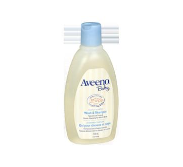 Image 2 du produit Aveeno Baby - Gel pour cheveux et corps, 354 ml
