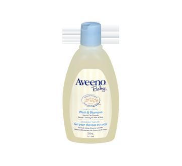 Image 3 du produit Aveeno Baby - Gel pour cheveux et corps, 354 ml