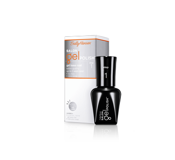 Salon Pro Gel - Step 1, 4 ml, Pro-Gel Base Coat