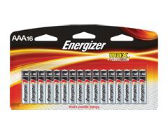 Image du produit Energizer - Max AAA piles, 16 unités