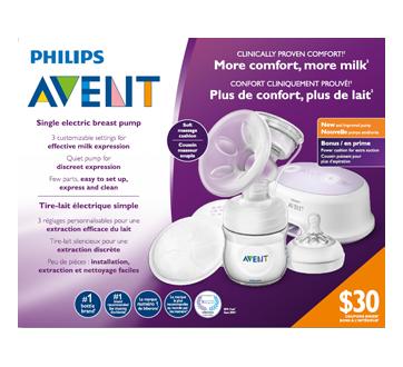 Image 1 du produit Avent - Tire-lait électrique simple, 1 unité