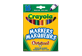 Vignette du produit Crayola - Ultra Clean marqueurs lavables à trait large, 16 unités, couleurs assorties