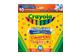 Vignette du produit Crayola - Marqueurs-timbreurs lavables, 10 unités