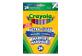 Vignette 2 du produit Crayola - Marqueurs pointe fine lavables, 24 unités