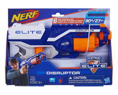 Image du produit Nerf - N-Strike Elite foudroyeur Disruptor, 1 unité