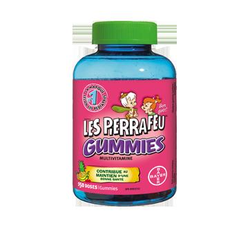 Image 1 du produit Les Pierrafeu - Les Pierrafeu Gummies multivitamines, 150 unités