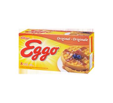 Image 3 du produit Kellogg's - Eggo Original gauffres, 280 g