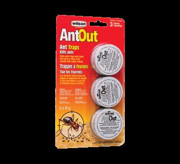 Ant Out trappes à fourmis, 3 unités