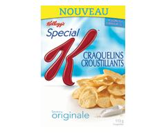 Image du produit Kellogg's - Special K Original craquelins croustillants, 113 g