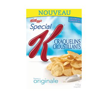 Special K Original craquelins croustillants, 113 g