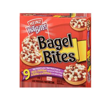 Image 3 du produit Heinz - Bagel bites pepperoni et fromage, 198 g