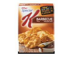 Image du produit Kellogg's - Special K craquelins croustillants barbecue, 113 g