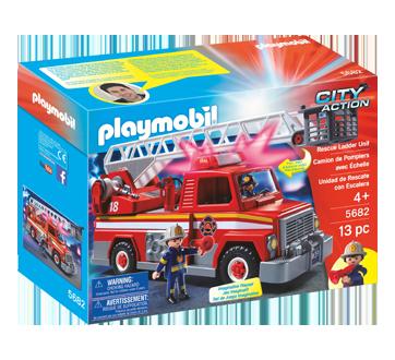 Camion de pompiers avec échelle, 1 unité