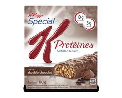 Image du produit Kellogg's - Special K Protéines barres double chocolat, 180 g