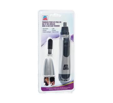 Tondeuse pour les poils du nez et des oreilles 1 unit pjc rasoir lectrique jean coutu - Appareil pour couper les poils du nez ...