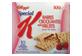 Vignette du produit Kellogg's - Special K barres croquantes aux fraises, 125 g