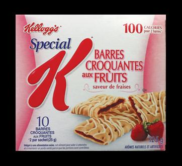 Special K barres croquantes aux fraises, 125 g
