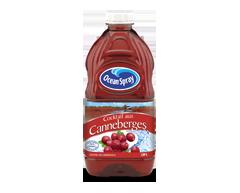 Image du produit Ocean Spray - Cocktail aux canneberges, 1,89 L
