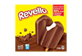 Vignette du produit Popsicle - Barre de crème glacée, 12 x 60 ml, chocolat