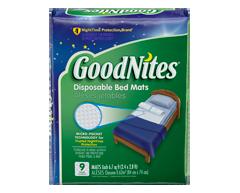 Image du produit GoodNites - GoodNites alèse jetable