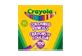 Vignette du produit Crayola - Crayons de couleur, 100 unités