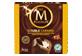 Vignette du produit Magnum - Barres de crème glacée double caramel, 3 x 90 ml