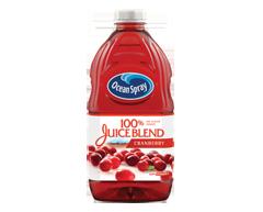 Image du produit Ocean Spray - Mélange de jus à 100 %, 1,77 L, canneberge
