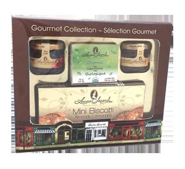 Ensemble mini biscottis gourmet, 120 g