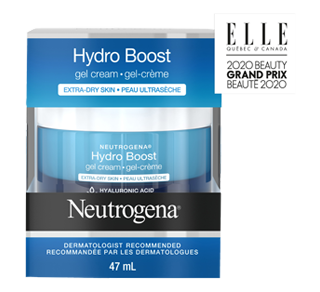 Hydro Boost gel-crème, 47 ml