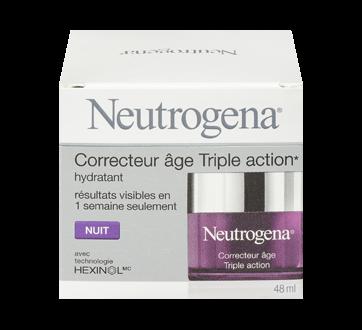 Image 2 du produit Neutrogena - Correcteur âge triple action hydratant nuit, 48 ml