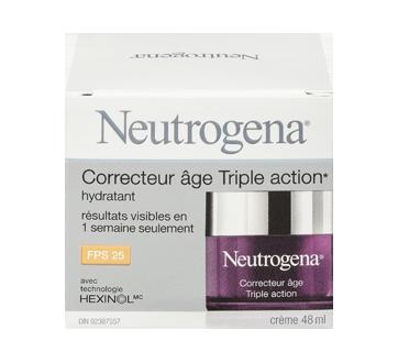 Correcteur âge triple action hydratant, 48 ml