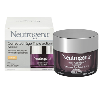 Image 2 du produit Neutrogena - Correcteur âge triple action hydratant, 48 ml