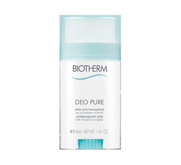 Deo Pure anti transpirant, 40 ml