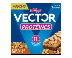 Image du produit Kellogg's - Vector Protéines barres tendres mélange de noix, 200 g
