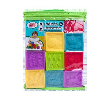Cubes souples, 9 unités
