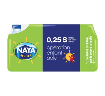 Image 2 du produit Naya Waters - Naya eau embouteillée, 15 x 330 ml, mini