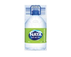Image du produit Naya Waters - Naya eau embouteillée, 4 L