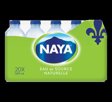 Naya eau de source naturelle, 20 x 500 ml