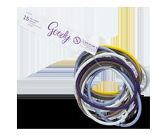 Image du produit Goody - Élastiques à cheveux sans métal, 15 unités