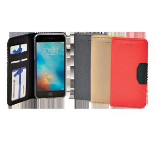 Étui portefeuille pour iPhone, 1 unité