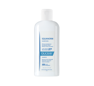 Squanorm shampooing pellicules grasses, 200 ml
