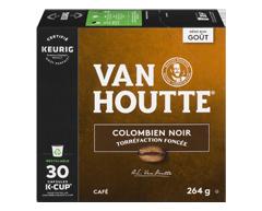 Image du produit Van Houtte - K-Cup capsules de café colombien, 30 unités, noir